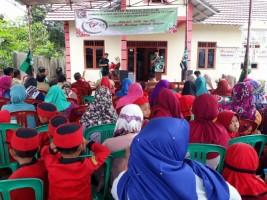 KAHMI Lampung Barat Gelar Bakti Sosial di Pekon Hujung