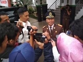 Kajati Lampung Beberkan Perkembangan OTT Pegawai Kesbangpol