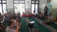 Kakimal Lampung Beri Tausiah kepada Anggota Polres Lampung Utara