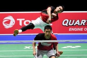 Kalahkan Jepang, Ahsan/Hendra Raih Juara Dunia
