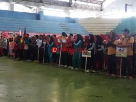 Kalianda Gelar Pekan Olahraga Kecamatan 2018