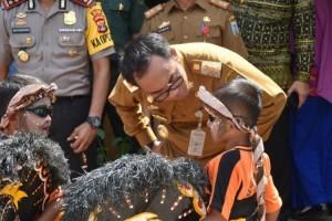 Kampung Sri Numpi Wakili Way Kanan dalam Lomba Kesrak