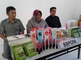 Kanker Kulit Ancam Pengguna Kosmetik ilegal