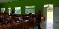 Kantor Bahasa Ajari Siswa Menulis Cerita