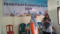 Kantor Bahasa Bina Literasi Komunitas Baca