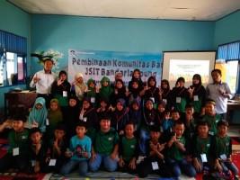 Kantor Bahasa Lampung Bina Literasi JSIT Bandar Lampung