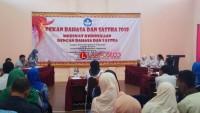 Kantor Bahasa Lampung Gelar Pekan Bahasa dan Sastra 2018