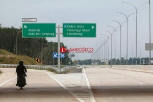 Kantor Bahasa Lampung: Tol Baterpang Mudah Diingat