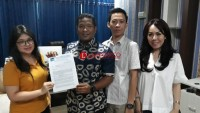 Kantor DPC Demokrat Lamsel Berpolemik, DPD Persilahkan Tempuh Jalur Hukum