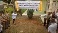 Kantor Petanahan Mesuji Diresmikan, Khamami Minta Jangan Asal-asalan Membuat Sertifikat