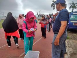 Kanwil Dirjen Pajak Bengkulu Lampung Helat Spectaxcular di Stadion Pahoman