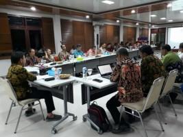 Kanwil Dirjen Perbendaharaan Lampung Helat Rapat Koordinasi Penerapan Standar ISO 9001:2015.