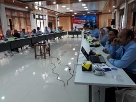 Kanwil DJPb Gelar Rapat Risiko Kerja Organisasi