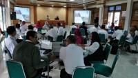 Kanwil DJPb Lampung Laksanakan Pelatihan Teknis Perbendaharaan