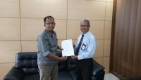 Kanwil DJPb Lampung Manfaatkan Layanan Lampungpost.id