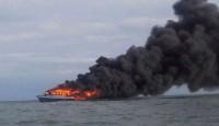 Kapal KM Gerbang Samudra Terbakar, 3 Orang Dinyatakan Hilang