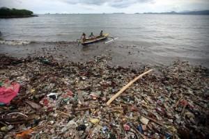 Kapal Pengangkut Sampah Kurangi 30% Cemaran Sampah Laut