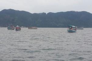 Kapal Tenggelam di Danau Toba tak Punya Manifes