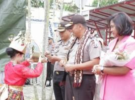 Kapolda Lampung Sambangi Polres Tanggamus