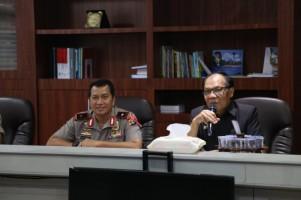 Kapolda Lampung Sebut Unila Tempat Membangun SDM Lampung