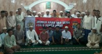 Kapolres Lampung Utara Ajak Masyarakat Deklarasikan Pemilu Damai