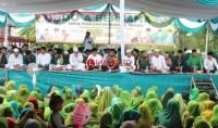 Kapolres Lampung Utara Hadiri Harlah NU Ke-93