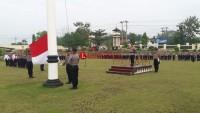 Kapolres Lampura Pimpin Peringatan Hari Kebangkitan Nasional