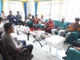 Kapolres Lampura Silaturahmi dengan Ketua PHDI