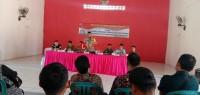 Kapolres Lamsel Sambangi Warga Desa Tanjung Ratu