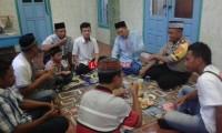 Kapolres Pesawaran Buka Puasa Bersama Jamaah Masjid Nurul Iman
