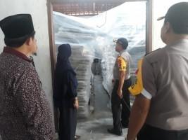 Kapolres Tulangbawang Atensi KPU Pasang Kamera CCTV di Gudang Logistik