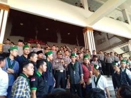 Kapolresta Bandar Lampung Minta Massa Aksi Tidak Terprovokasi