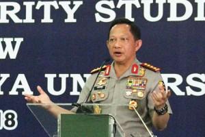Kapolri: Calo CPNS Kami Sikat Nanti