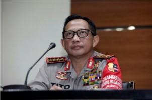 Kapolri Sebut Hoaks Sulut Amarah Warga Papua