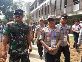 Kapolri: tak Ada Ancaman Teroris di Asian Games