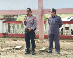 Kapolsek Tumijajar Himbau JanganTerprovokasi Kerusuhan di Lampung Tengah