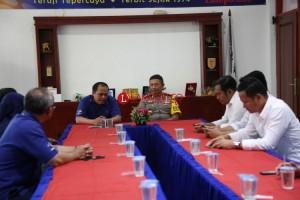 Kapoltabes Bandar Lampung Kagumi Budaya Piil Pesenggiri