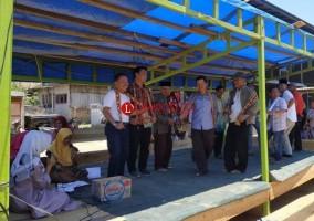 Karang Taruna Lampung Barat Ajak Pemuda Lestarikan Budaya