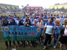 Karang Taruna Rabala One Beri Dukungan Untuk Arinal-Nunik