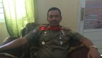 Kasat Pol-PP Serahkan Kasus yang Melibatkan Anggotanya kePihak Kepolisian