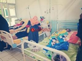 Kasus Keracunan, Dinkes Lamtim Kirim Sampel Makanan ke Laboratorium