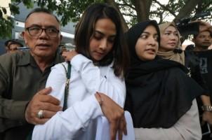 Kasus Prostitusi, Vanessa Angel Resmi Ditahan