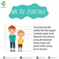 Kasus Stunting Tersebar di Kabupaten dan Kota di Lampung