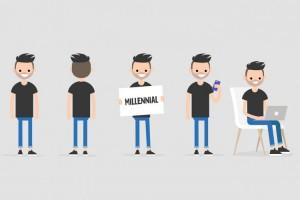 Kaum Millennial Jaga Suasana Kondusif Sosial dan Politik