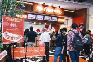 Kawan Lama Retail Berekspansi Bisnis Kuliner dengan Membukan Gerai Gindaco