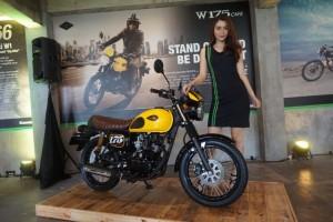 Kawasaki Resmi Meluncurkan W175 Cafe