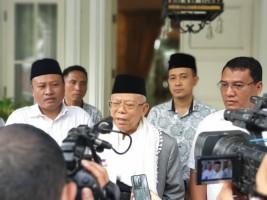 Ke Banten hingga Jatim, KH Ma'ruf Siap Keliling Indonesia