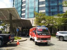 Kebakaran di Novotel Harus Jadi Pelajaran Bagi Pemkot Untuk Mengupdate Kecanggihan Peralatan
