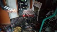 Kebakaran Landa Kamp PT PML Way Kanan, Satu Orang Tewas