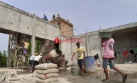 Kebut Pembangunan, Masjid Agung Simpang Mesuji Butuh Suntikan Dana